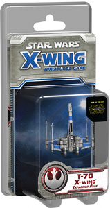 Star Wars X-Wing Miniatures: T-70 X-Wing Expansion Pack